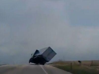 TOTI au inghetat la faza asta! Accident oribil pe sosea, totul s-a schimbat in ultima clipa! VIDEO