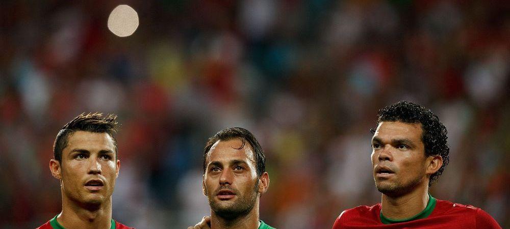Beto, fostul portar al CFR-ului, in lotul Portugaliei pentru Mondial, alaturi de Ronaldo si Pepe! Quaresma, revenire surpriza