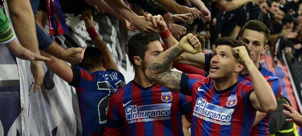 Dovada ca PERFORMANTA se rasplateste! Steaua este cea mai IUBITA echipa din Romania! Pe ce loc sunt Dinamo si Rapid