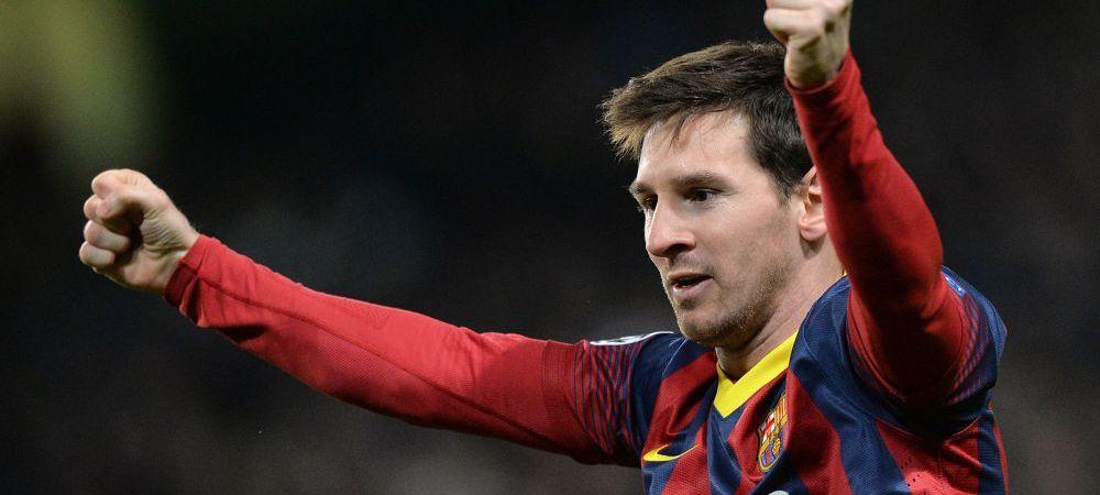 """Declaratia CUTREMURATOARE a lui Messi: """"Vreau asta pentru Tito!"""" Ce a spus despre prelungirea contractului cu Barca"""