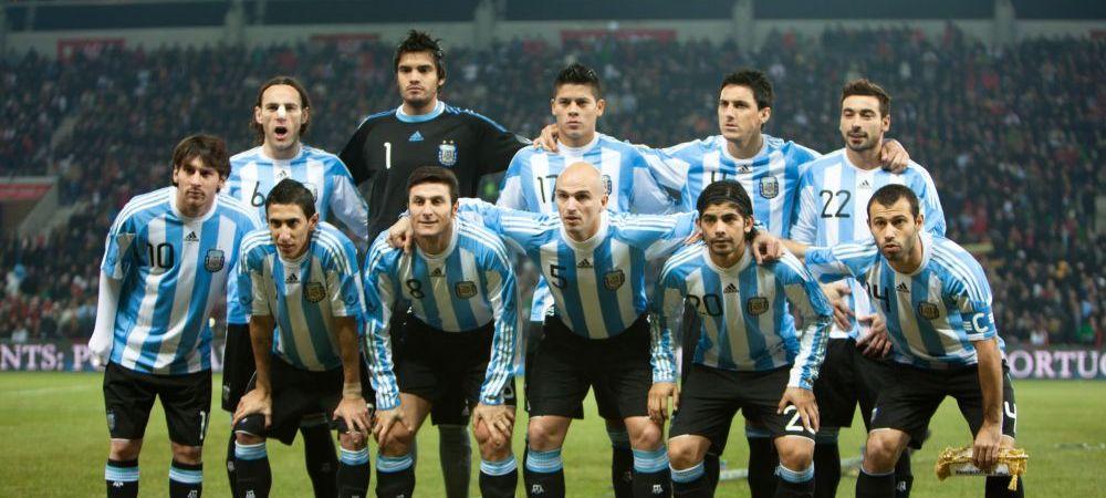 Scandal URIAS in Argentina! Selectionerul a anuntat lista pentru Mondial! Ce STAR lipseste din lotul pentru Brazilia