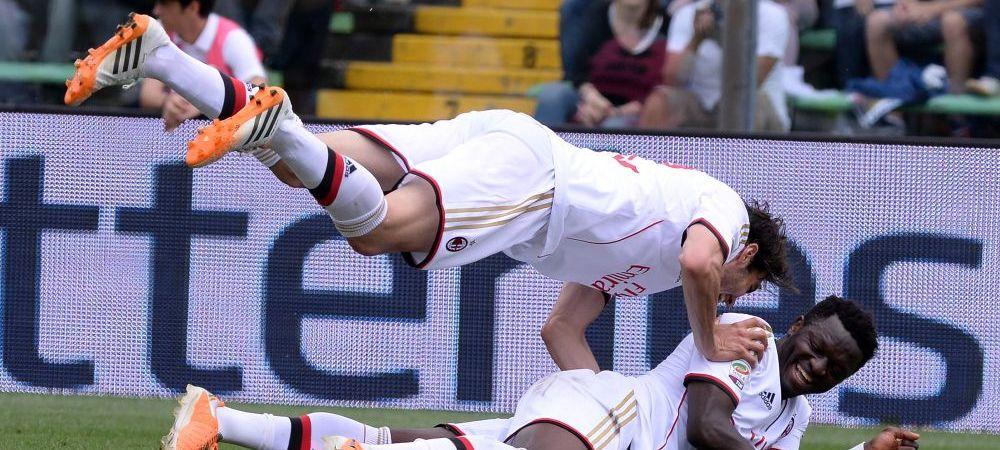 Moment senzational in vestiarul Milanului! Toti jucatorii au inceput sa aplaude! Clipa care nu a mai avut loc NICIODATA in 114 ani