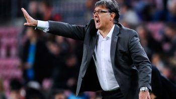Cu sanse mici sa ramana la Barca si in sezonul viitor, Tata Martino poate prinde un transfer SURPRIZA! Anuntul facut de spanioli