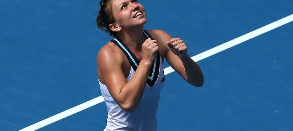 Simona Halep s-a retras din turneul de la Roma, dupa victoria obtinuta impotriva americancei Madison Keys! Ce a patit: