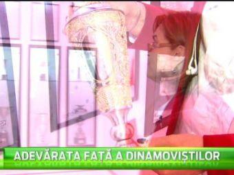 APEL la fani! Dinamovistii vor sa-si faca muzeu! Turistii straini sunt pregatiti sa vada EVENTURILE! VIDEO