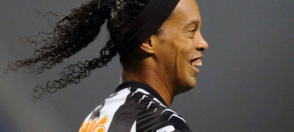 Ronaldinho s-ar putea sa il supere pe prietenul sau Messi! Ce a spus despre Cristiano Ronaldo, superstarul lui Real Madrid: