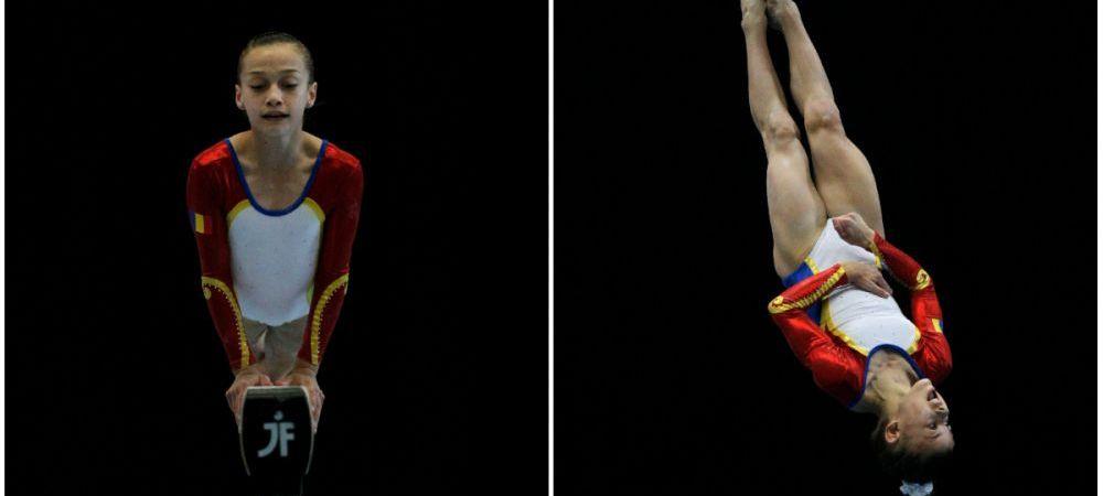 Argint pentru junioarele Romaniei la Europeanul de Gimnastica! Performanta reusita azi de Laura Jurca