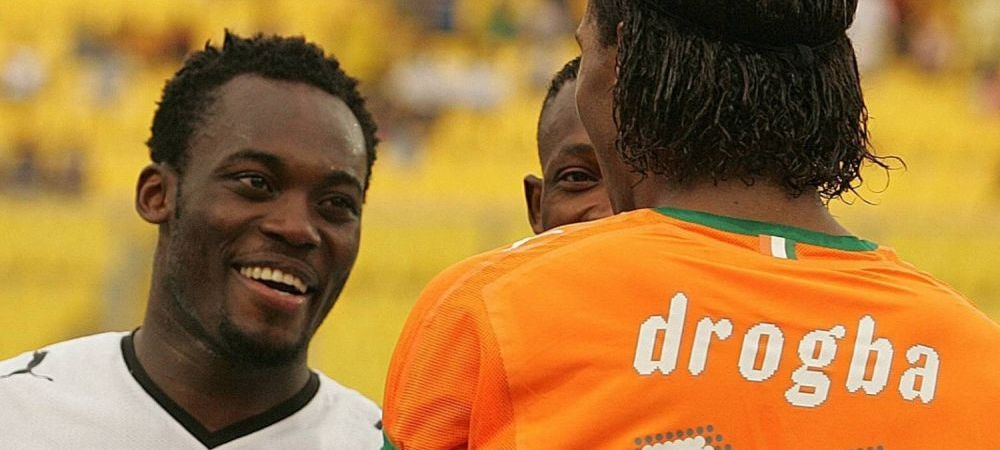 "Fanii au inghetat cand au vazut imaginea asta! Drogba si Yaya Toure au fost ""transferati"" de seici! SUPER FOTO"