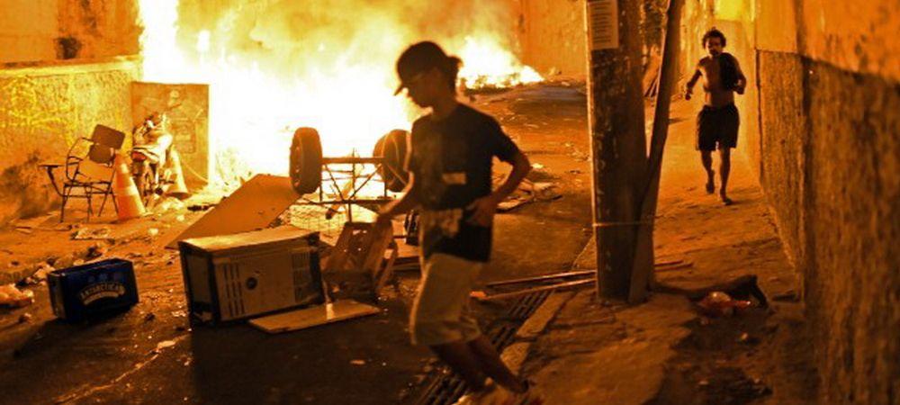 "Proteste masive in toate orasele mari din Brazilia: ""Mondialul asta nu o sa aiba loc!"" Politistii brazilieni au apelat la FBI"