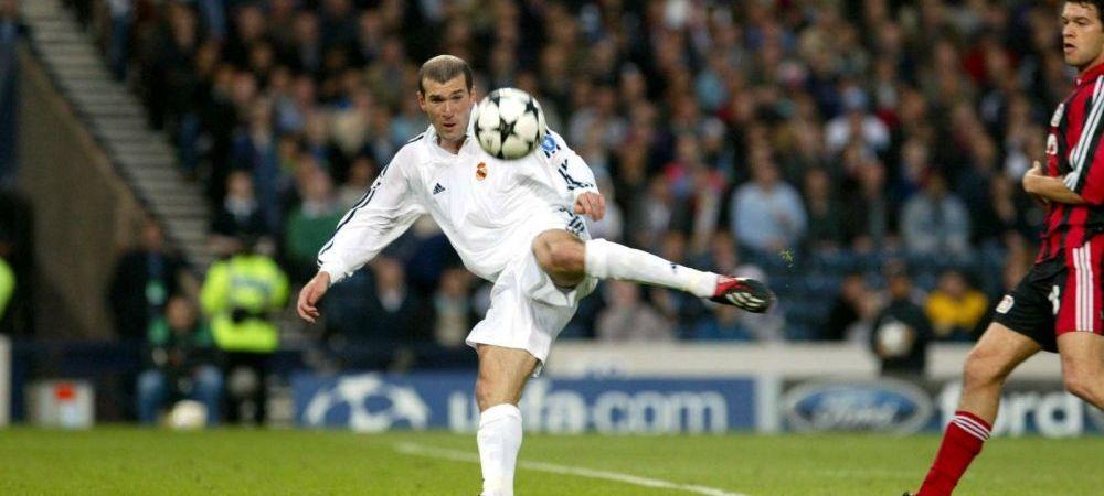 """Cum a ajuns Zidane la Real Madrid: """"Cand am auzit prima oferta am RAS!"""" S-au vazut de 9 ori ca sa-l ia pe Zizou! Detalii surpriza:"""