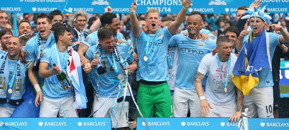 OFICIAL! Manchester City a fost sanctionata de catre UEFA pentru Fair-Play-ul Financiar! Ce sanctiune a primit campioana Angliei