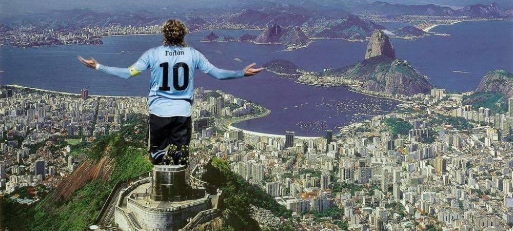 """""""Orice, doar sa nu mai ajungem in finala cu Uruguay!"""" Brazilienii se tem de cel mai mare COSMAR din istoria fotbalului"""