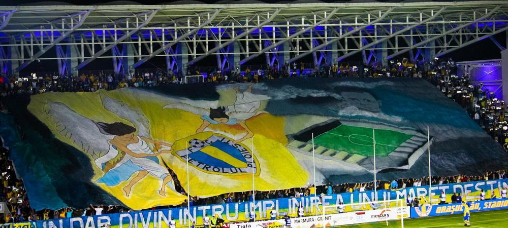 """Super SHOW pe Ilie Oana! Petrolul a vandut toate biletele pentru meciul cu Steaua din aceasta seara! """"Lupii"""" se pregatesc de atac"""