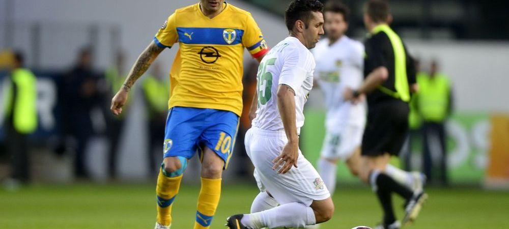 Moment ISTORIC in Liga 1! Doar Dobrin si Raducioiu sunt mai tari in istoria fotbalului din Romania. Ce s-a intamplat azi
