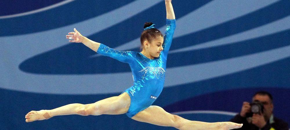 Romania a cucerit azi TREI medalii cu junioarele la Europeanul de gimnastica! Argint pentru Laura Jurca si Andreea Iridon