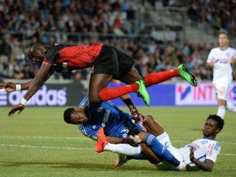 Imagini de cosmar dupa un meci din acest weekend! Un jucator e OUT de la Mondial dupa ce a fost aproape sa-si rupa gatul!