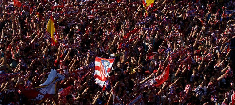 ISTERIE la Madrid la parada CAMPIOANEI! SimeONE a fost ovationat, jucatorii au avut o mare nemultumire! Momentul trist