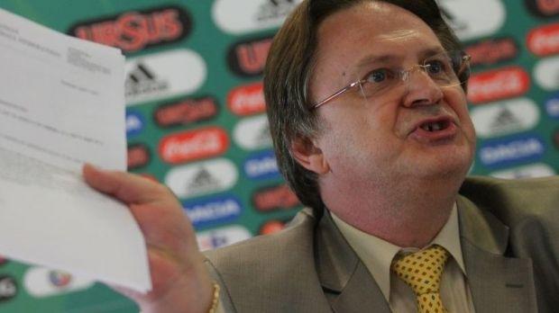 ACUM LIVE pe Sport.ro: Viorel Duru explica de ce NU a luat Rapid licenta pentru Liga I