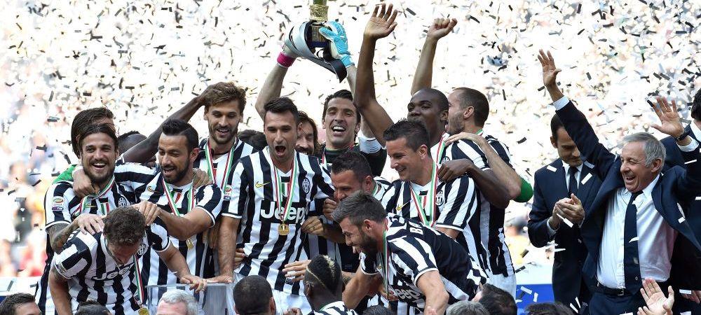 BarceloPA! Juventus a depasit performanta realizata de Messi, Xavi si Iniesta sezonul trecut! Ce a reusit campioana Italiei