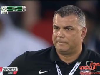 VIDEO Radoi l-a invins pe Olaroiu! Al Ain s-a razbunat in finala Cupei Presedintelui! Faza care l-a blocat pe Oli!