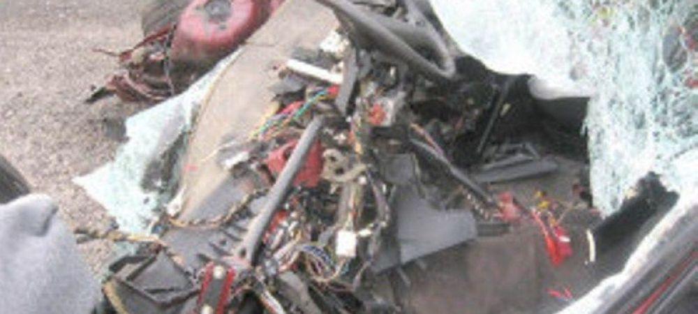 ACCIDENT TRAGIC in Romania! Politistii au ramas SOCATI cand au ajuns de urgenta si au vazut cine era in masina!