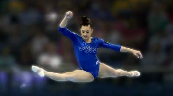Visa sa fie balerina, a ajuns AURUL Romaniei.Povestea Larisei, ultima super campioana inventata de Bellu la lotul de gimnastica