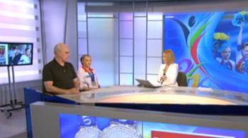 VIDEO EXCLUSIV! Ce spunea Bellu intr-un super interviu cu Andreea Esca la ProTV despre retragerea de la lotul de gimnastica