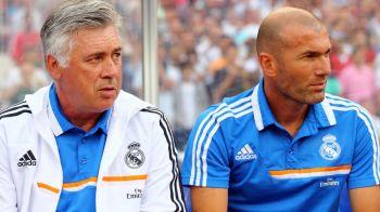 """Zidane negociaza preluarea primei echipe din cariera de antrenor! Sefii clubului CONFIRMA: """"Am discutat cu el!"""""""