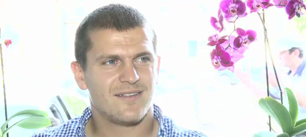 """""""Nu o sa mai intalnesc in cariera ce a fost la Steaua!"""" Clipe emotionante cu Bourceanu azi la Bucuresti! Ce anunta fostul capitan"""