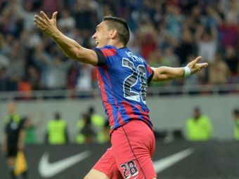 """Uitati-va ce fenomene am langa mine!"" Cum a reactionat Georgievski cand a fost intrebat daca ramane la Steaua"