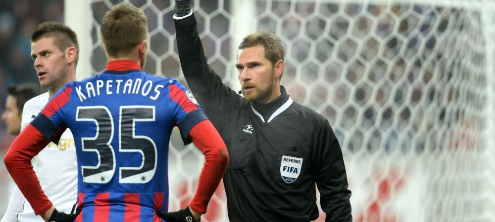 Super performanta pentru Kapetanos! Titlul cu Steaua il face UNIC in istoria fotbalului romanesc! Ce a reusit grecul aseara