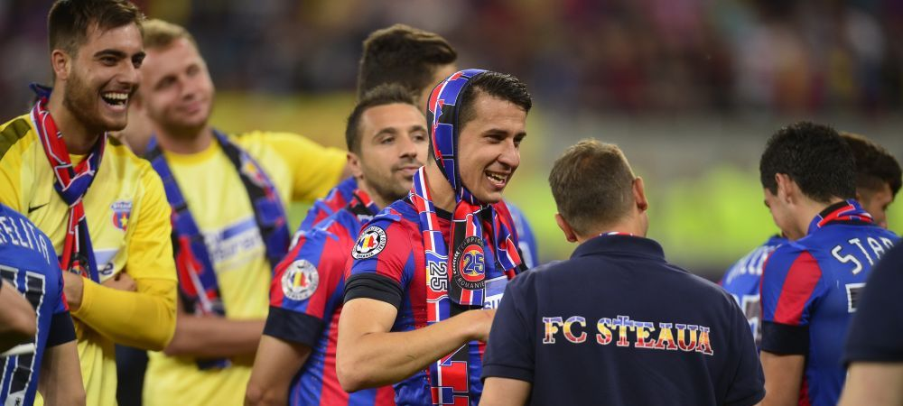 Steaua e in TOP! Meciul dupa care a primit trofeul de CAMPIOANA i-a dus pe fani in extaz! Ce s-a intamplat in tribuna: