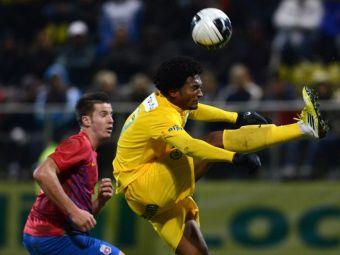 """Surpriza in atacul Stelei? Campioana il poate inlocui pe Federico Piovaccari cu un brazilian! Varianta """"low-cost"""" pentru Liga"""