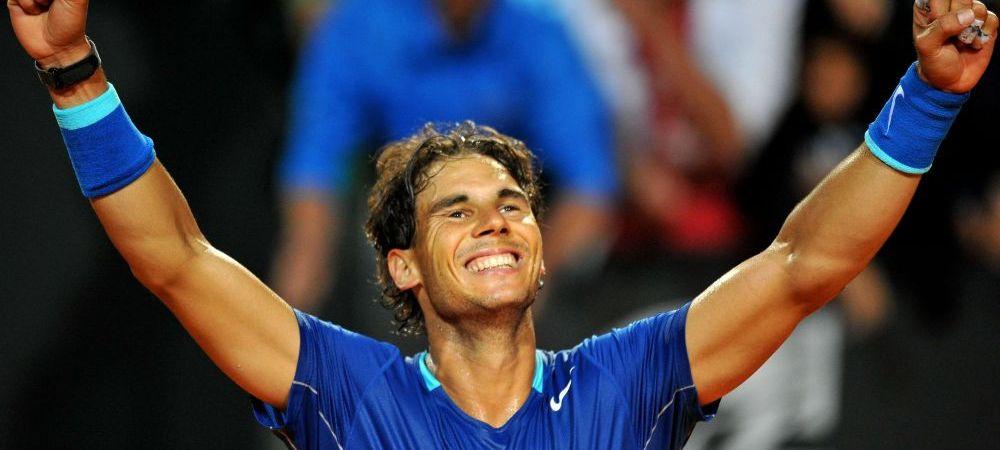 """Interviu cu Nadal inainte de Roland Garros: """"Ma indoiesc de mine, dar e de bine. Cine nu are indoieli, ori e arogant, ori prost"""""""
