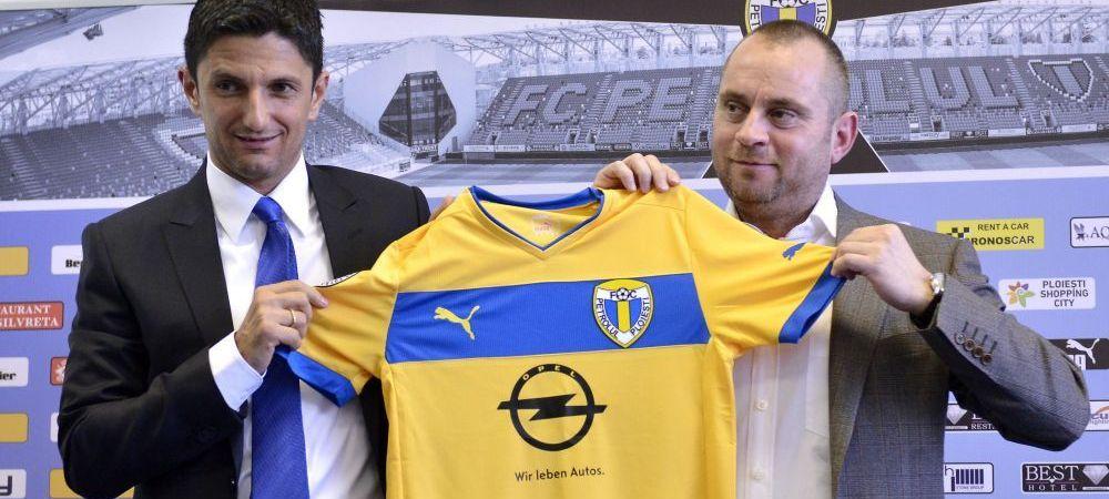 """Razvan Lucescu si-a decis viitorul la Petrolul: """"Am avut intalnirea, totul s-a decis!"""" Anuntul facut aseara de site-ul clubului"""