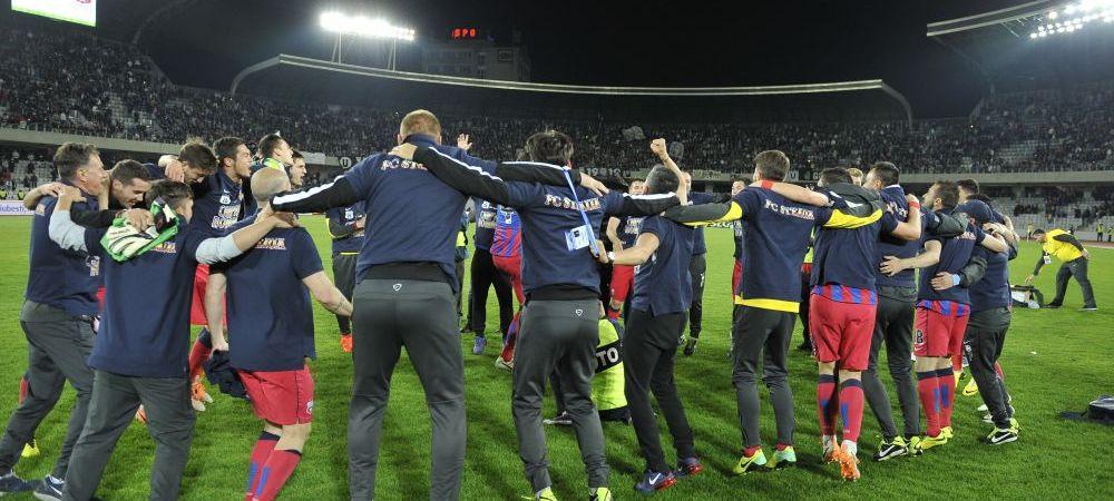 """Reghecampf pleaca, n-are cum sa reziste la asa ceva!"" Ce urmeaza la Steaua dupa finala Cupei"