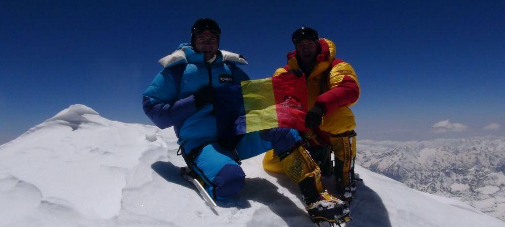 Daca nu cucereste Horia muntele, il cucereste muntele pe Horia! Vremea de pe Everest a inchis definitiv sezonul! VIDEO