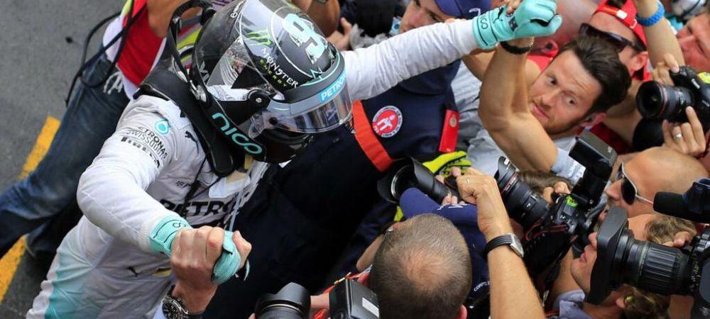 Rosberg a castigat Marele Premiu al Principatului Monaco! Hamilton pe 2, Vettel a abandonat! Cum arata clasamentul: