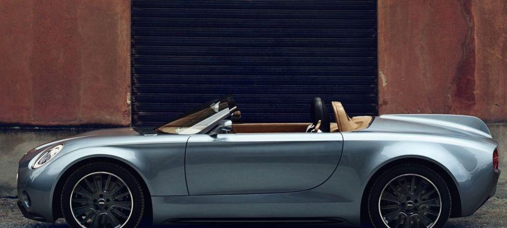 SUPER FOTO | Nemtii, englezii si italienii s-au aliat pentru cea mai tare masina! Asa arataMini Superleggera Vision Concept!