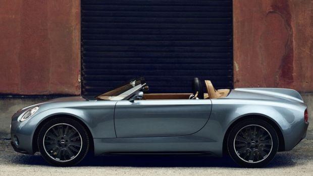 SUPER FOTO   Nemtii, englezii si italienii s-au aliat pentru cea mai tare masina! Asa arataMini Superleggera Vision Concept!