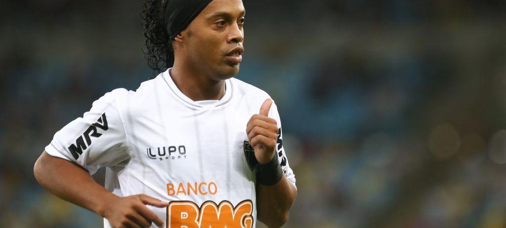 Ronaldinho si-a pus casa din Rio pe un site de anunturi si cere o suma FABULOASA pentru o singura zi de chirie!