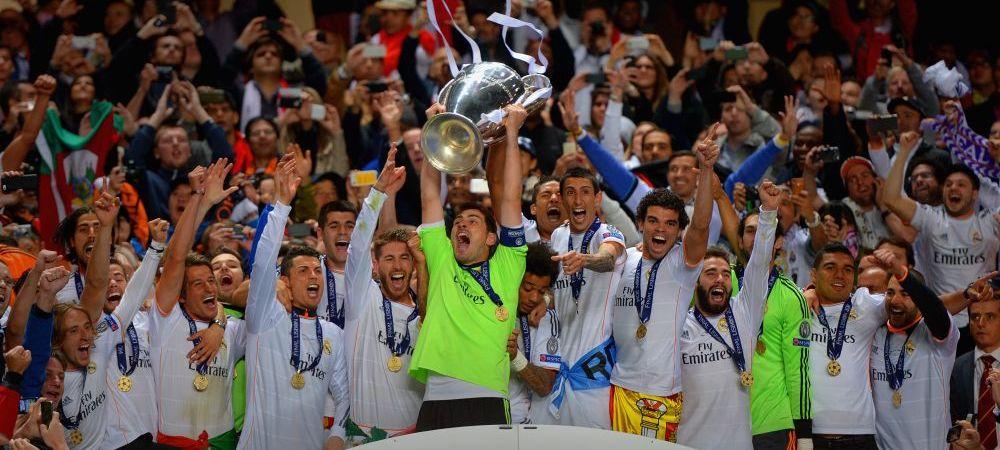 Galerie FOTO | Una fiesta por LA DECIMA! Real a luat a 10a Liga din istorie, Ronaldo si Bale au scos zeci de mii de fani pe strazi