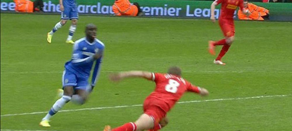 """Prima reactie a lui Gerrard dupa cea mai mare gafa din cariera: """"Daca greseam asa in tinerete, eram distrus!"""" Ce s-a intamplat"""