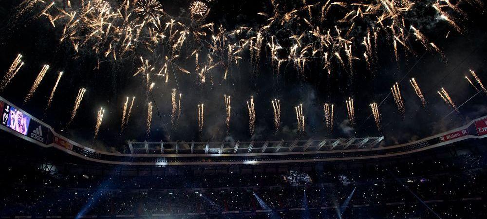 85.000 de fani si-au sarbatorit EROII! Gest emotionant al lui CR7, Ancelotti a uimit cand a luat microfonul VIDEO