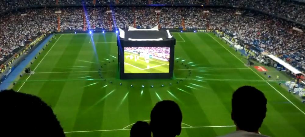 THIS IS MADRID! Momente emotionante pe Bernabeu: stadionul a fost PLIN la finala Ligii! Fanii au erupt in min. 93! VIDEO