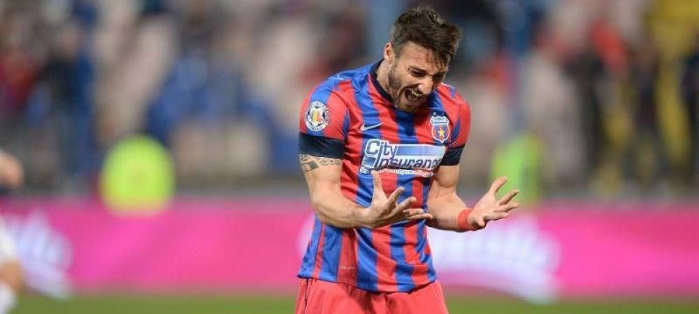 """Mesaj emotionant de ADIO al lui Piovaccari: """"Mi-a curs o lacrima, ii voi tine minte mereu pe fani!"""" Vezi ce a zis la plecare"""