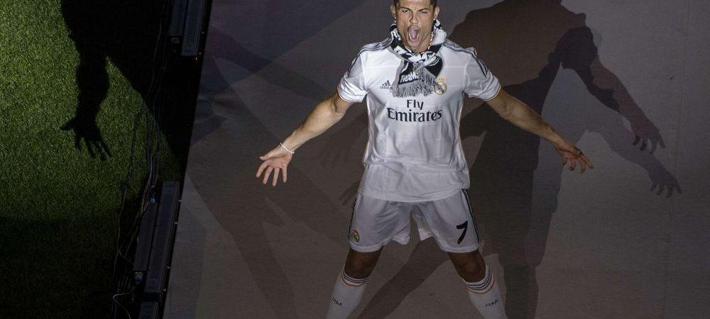 Spaniolii au aflat: ce inseamna coregrafia facuta de Cristiano Ronaldo la sarbatoarea UCL a lui Real Madrid. VIDEO