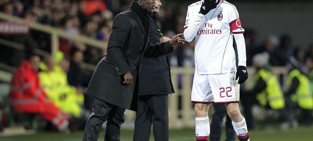 """Surpriza de proportii la AC Milan! O LEGENDA il va inlocui pe Seedorf! Gazzetta dello sport: """"Mai ramane doar anuntul oficial"""""""