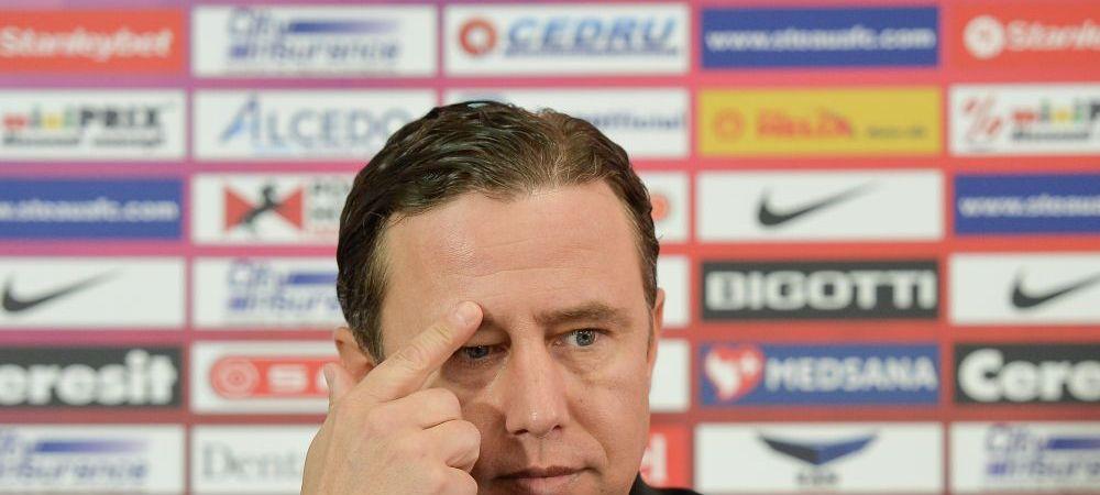 Schimbarea la fata dupa plecarea lui Reghe! Clauza de 1mil € il opreste doar temporar! Cine va conduce clubul