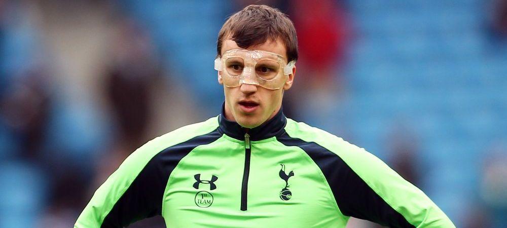 Chiriches va avea antrenor NOU! Numele care vine sa il faca titular la Tottenham: